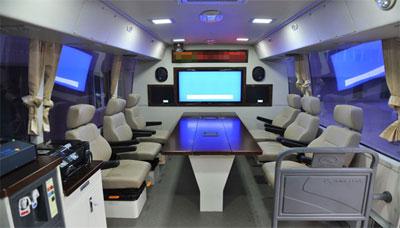 机动指挥通信系统